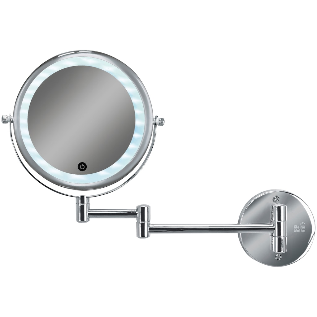 Kleine Wolke Kosmetikspiegel »Lumi Mirror«, 7-fach Vergrösserung