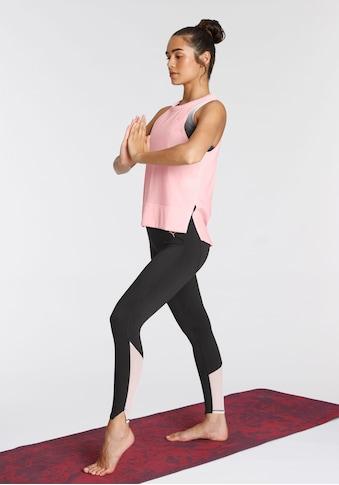 PUMA Yogatights »STUDIO Mesh Ankle 7/8 Tight« kaufen