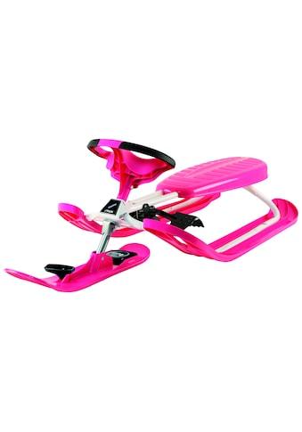 STIGA Schlitten »Racer Color Pink«, BxL: 55x130 cm kaufen