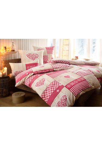 Bettwäsche »Janina«, Home affaire Collection kaufen
