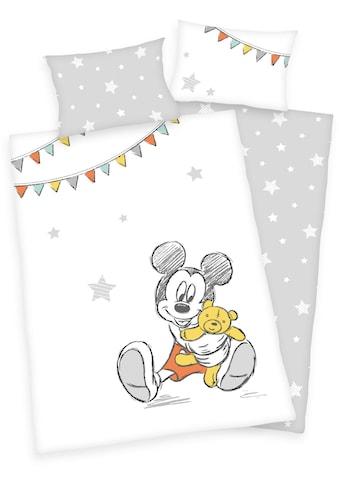 Babybettwäsche »Disney´s Mickey Mouse«, Walt Disney kaufen