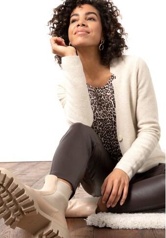 bianca Cardigan »KOSMOS«, mit 1-Knopf-Verschluss kaufen