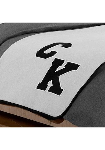 Wohndecke »Varsity«, Calvin Klein home kaufen
