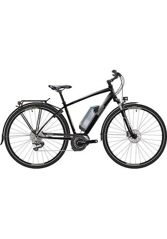 BREEZER Bikes E - Bike »GREENWAY+ 2017«, 10 Gang Shimano XT RD - T8000 Schaltwerk, Kettenschaltung, Mittelmotor 250 W (mit Akku - Ladegerät) kaufen