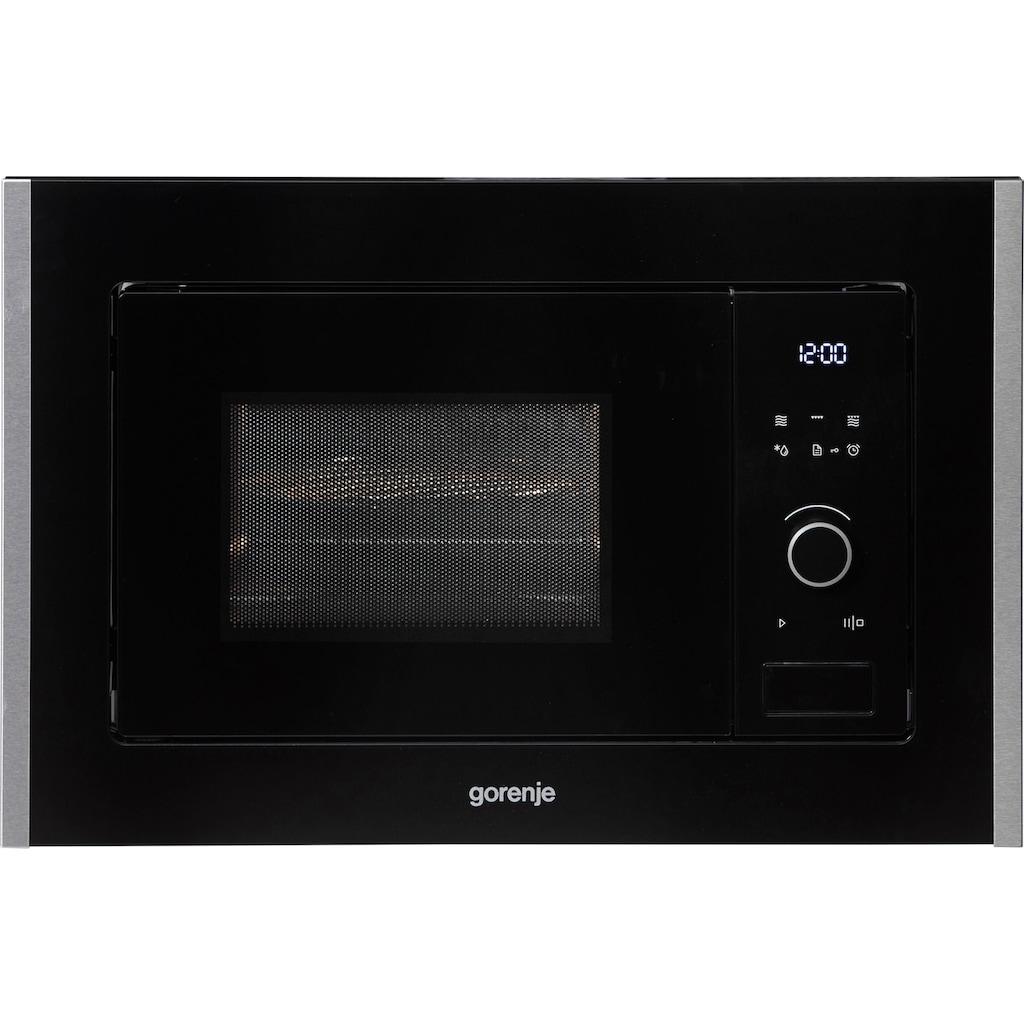 GORENJE Einbau-Mikrowelle »BM201A4XG«, Mikrowelle-Grill, 1000 W