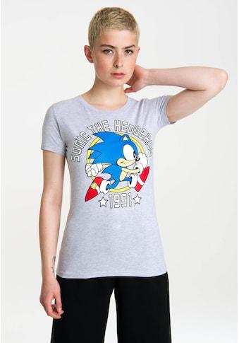LOGOSHIRT T-Shirt mit Sonic the Hedgehog-Print kaufen