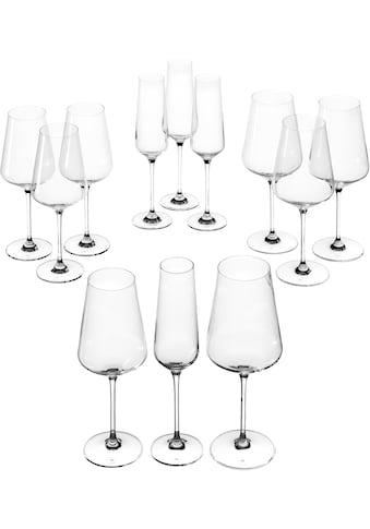 "LEONARDO Gläser - Set ""Puccini"" (12 - tlg.) kaufen"