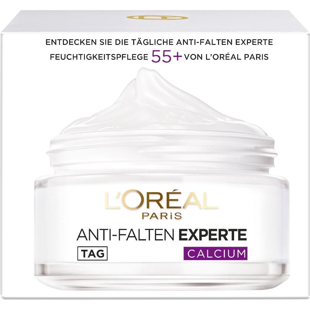 L'ORÉAL PARIS Tagescreme »Anti-Falten-Expert Calcium 55+ Tagespflege«