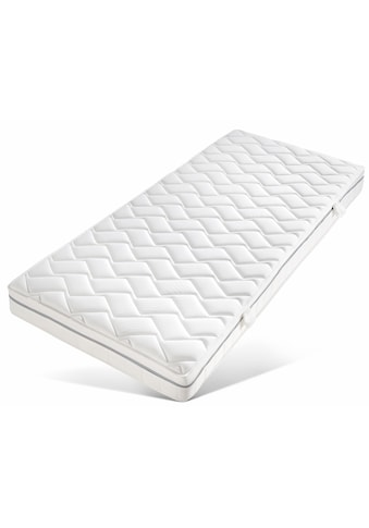 DI QUATTRO Komfortschaummatratze »Airy Form 19 mit Klimaband«, 19 cm cm hoch,... kaufen