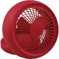Sonnenkönig Tischventilator »Dinky Rot«, 16,5 cm Durchmesser