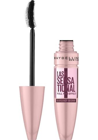 MAYBELLINE NEW YORK Mascara »Lash Sensational« kaufen