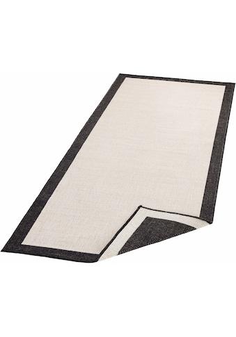 bougari Läufer »Panama«, rechteckig, 5 mm Höhe, In- und Outdoor geeignet, Wendeteppich kaufen