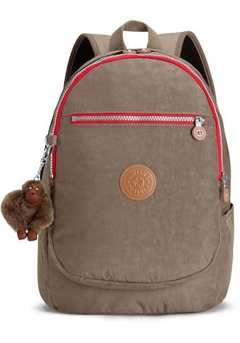 KIPLING Schulrucksack »Clas Challenger, True Beige« kaufen
