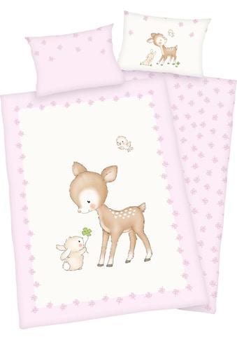 Babybettwäsche »Kleines Reh«, Baby Best kaufen