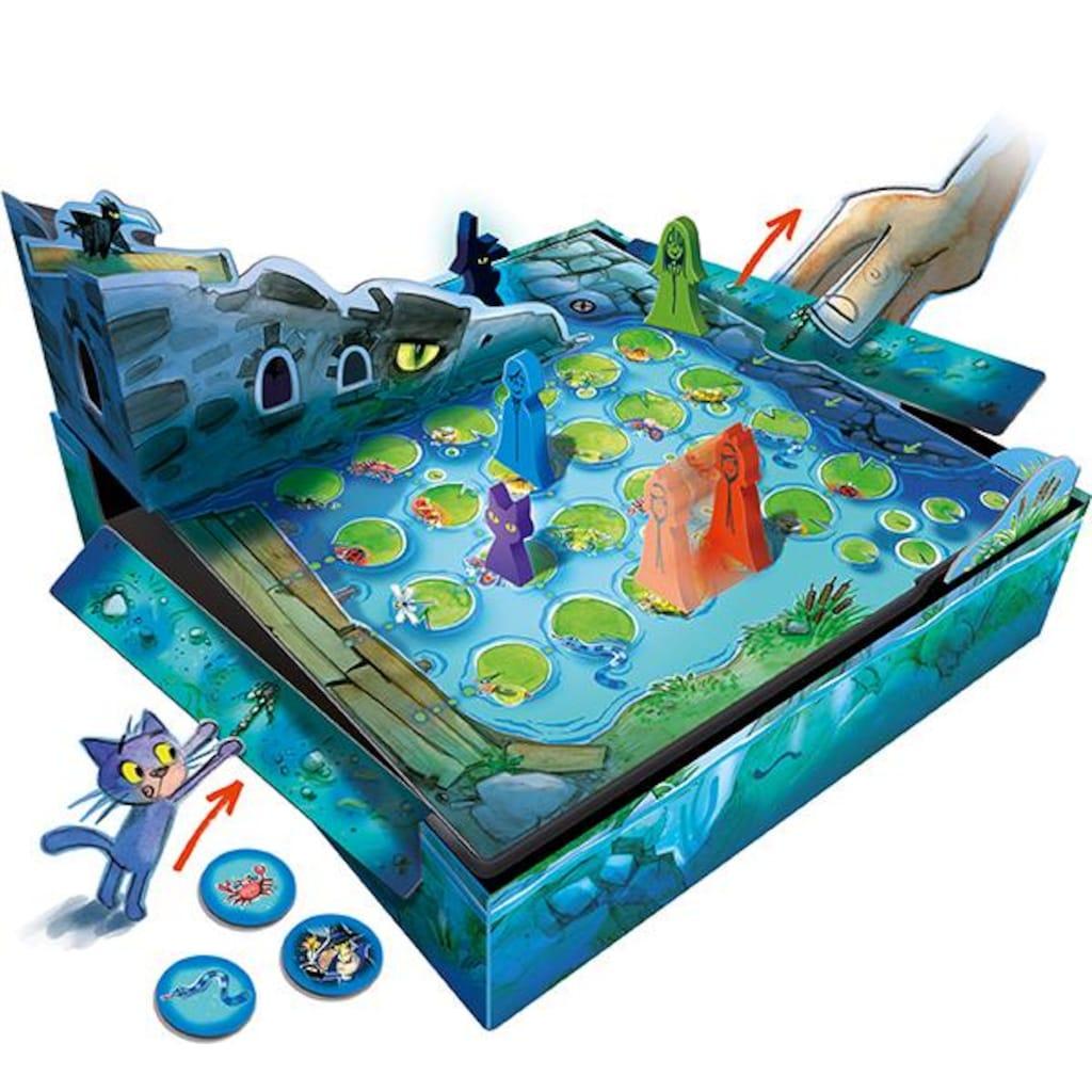 Drei Magier Spiele Spiel »Der geheimnisvolle Zaubersee«