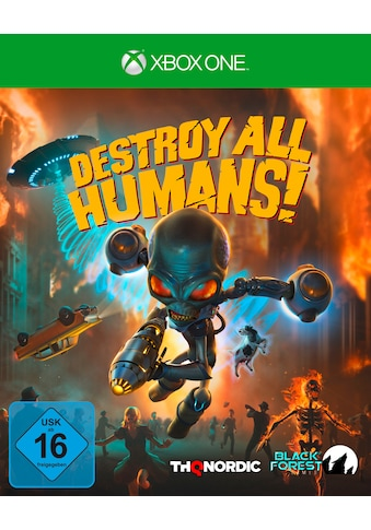 Destroy All Humans! Xbox One kaufen