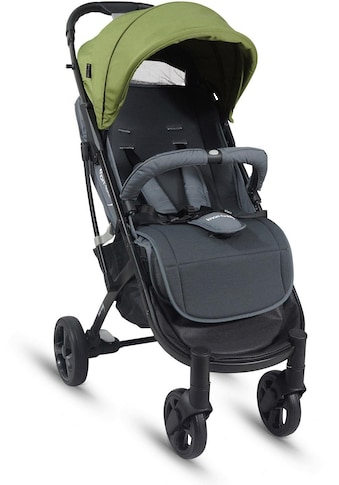 Knorrbaby Kinder-Buggy »X-Easy-Fold, green«, 15 kg kaufen