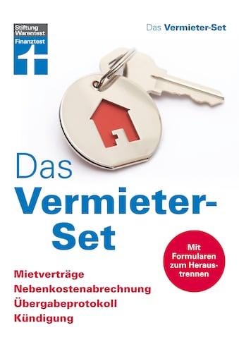 Buch »Das Vermieter-Set / Alexander Bredereck, Markus Willkomm« kaufen