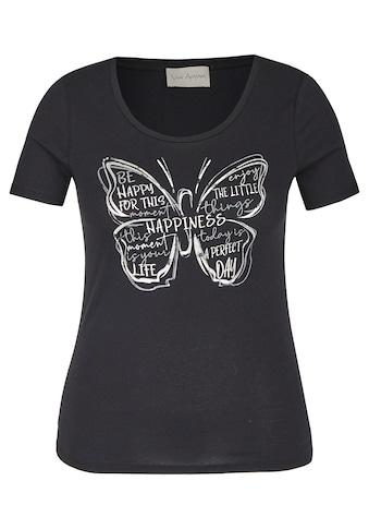 "VIA APPIA Süßes T - Shirt ""Happiness"" kaufen"