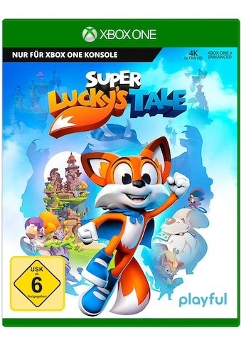 Super Lucky's Tale  -  Standard Edition Xbox One kaufen