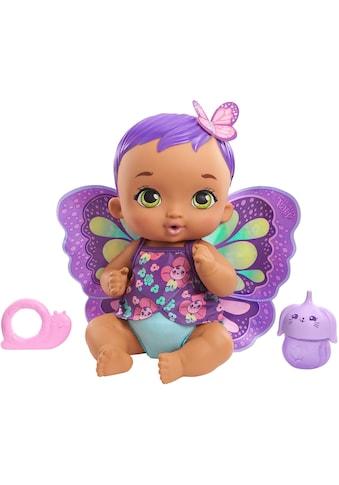 Mattel® Babypuppe »My Garden Baby, Lila Schmetterling« kaufen