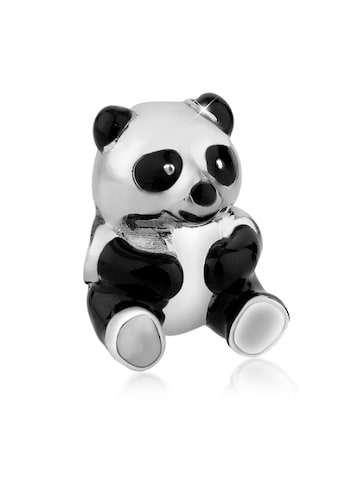 Nenalina Charm-Einhänger »Anhänger Panda Bär Bead Emaille 925 Silber« kaufen
