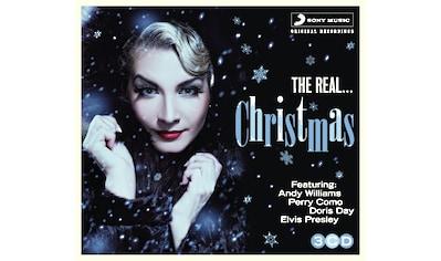Musik - CD The Real Christmas / Various, (3 CD) kaufen