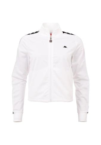 Kappa Trainingsjacke »AUTHENTIC HASINA«, mit paspeliertem Logo-Webband an den &Auml;rmeln<br /> kaufen