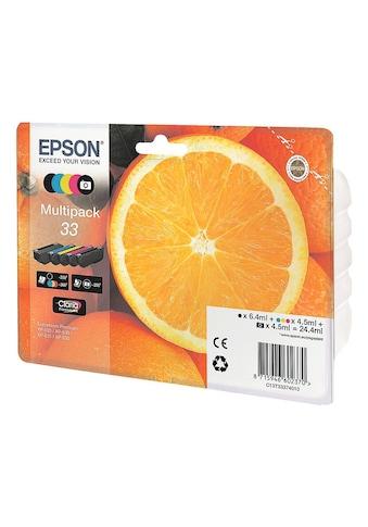 Epson Tintenpatronen-Set Nr. 33 kaufen
