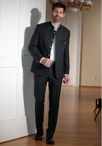 Murk Anzug, Herren, mit Knöpfen in Hornoptik kaufen