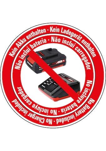 Einhell Akku - Winkelschleifer »TE - AG 18/150 Li BL  -  Solo« kaufen