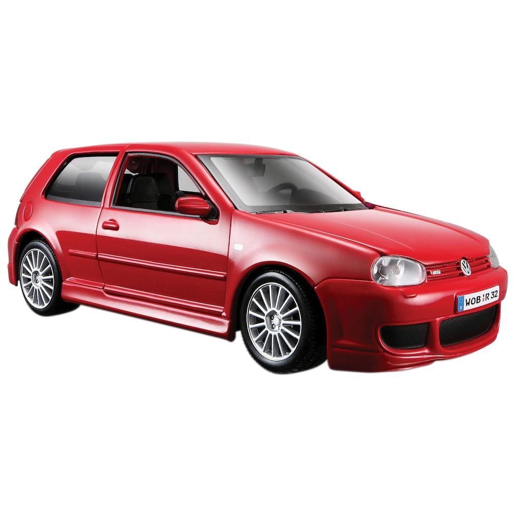 Maisto® Sammlerauto »Volkswagen Golf R32«, 1:24, aus Metallspritzguss