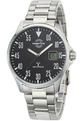 MASTER TIME Funkuhr »MTGA-10687-11M« kaufen