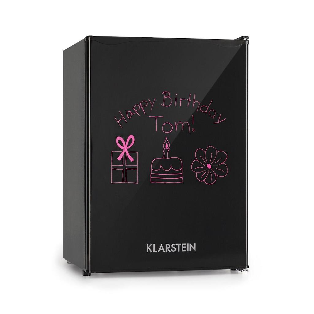 Klarstein Kühlschrank A+ 70 Liter 8-Liter-Gefrierfach Kompression »Spitzbergen M«