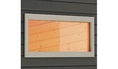KARIBU Fenster BxT: 44x85 cm, 38 mm kaufen