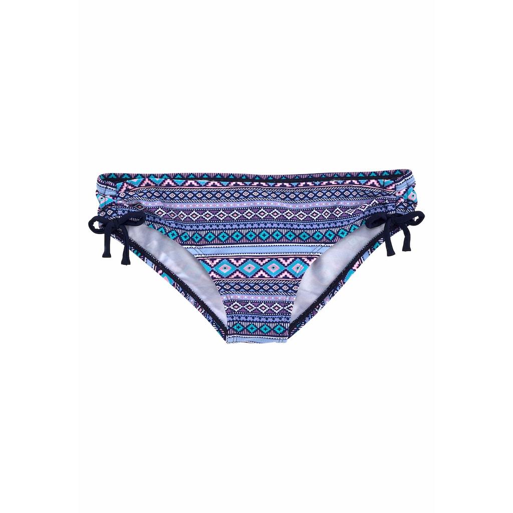 s.Oliver Triangel-Bikini, mit Ethno-Druck