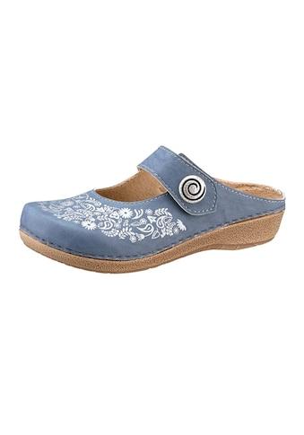 Franken-Schuhe Clog kaufen