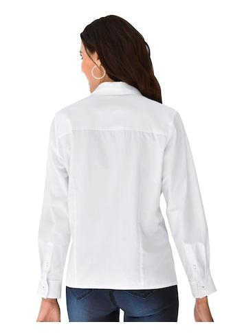 Classic Inspirationen Bluse mit Strickerei und Druck kaufen