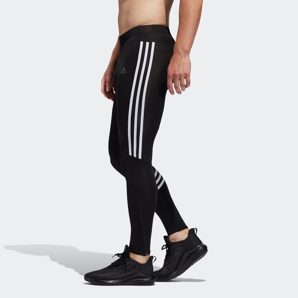 adidas Performance Lauftights »RUN IT 3-STREIFEN«