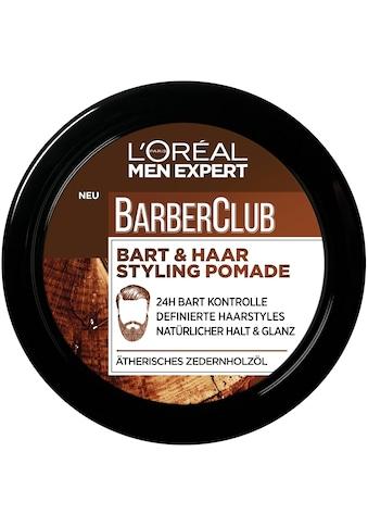 L'ORÉAL PARIS MEN EXPERT Bartpomade »Barber Club«, für variablen Halt, perfekt für... kaufen