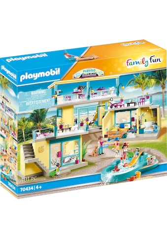 Playmobil® Konstruktions-Spielset »PLAYMO Beach Hotel (70434), Family Fun«, ; Made in... kaufen