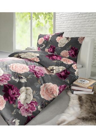 Soft Renforcé - Bettwäsche, Florella, »Marin Rosé« kaufen
