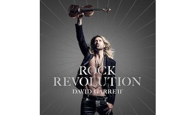 Musik-CD »Rock Revolution (DLX) / Garrett,David« kaufen