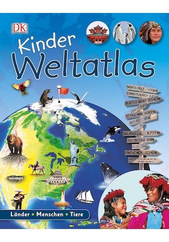 Buch »Kinder Weltatlas / DIVERSE« kaufen