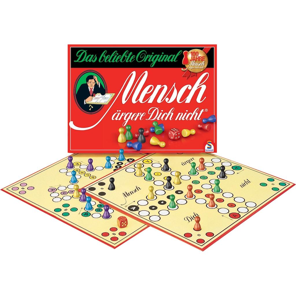 Schmidt Spiele Spiel »Mensch ärgere Dich nicht®, Jubiläumsausgabe«, Made in Germany