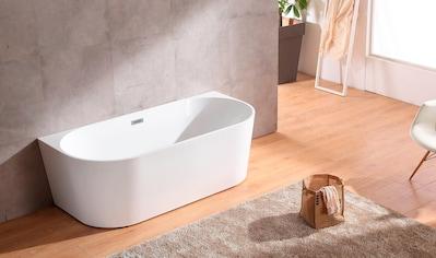 WELLTIME Badewanne »New Granada«, Freistehende Wanne, 170 x 80 cm kaufen