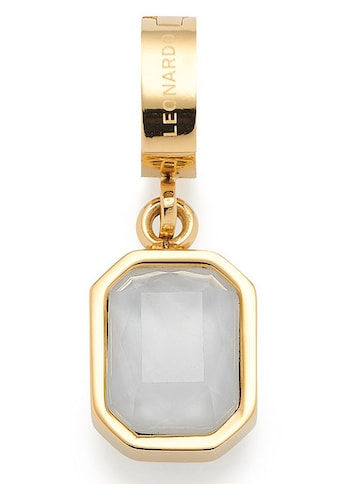 LEONARDO Charm-Einhänger »Carola Darlin's, 017978«, mit Kristallsteinen kaufen