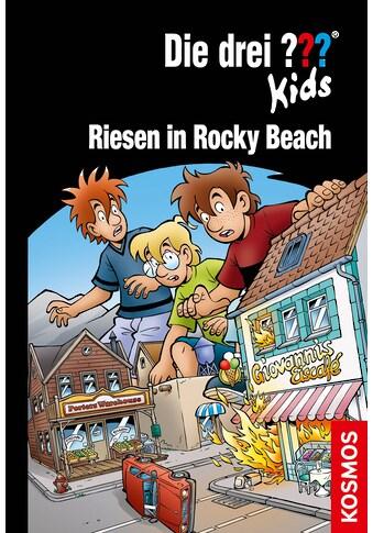 Buch »Die drei ??? Kids, 86, Riesen in Rocky Beach / Ulf Blanck, Udo Smialkowski« kaufen