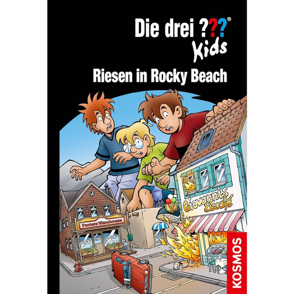 Buch »Die drei ??? Kids, 86, Riesen in Rocky Beach / Ulf Blanck, Udo Smialkowski«