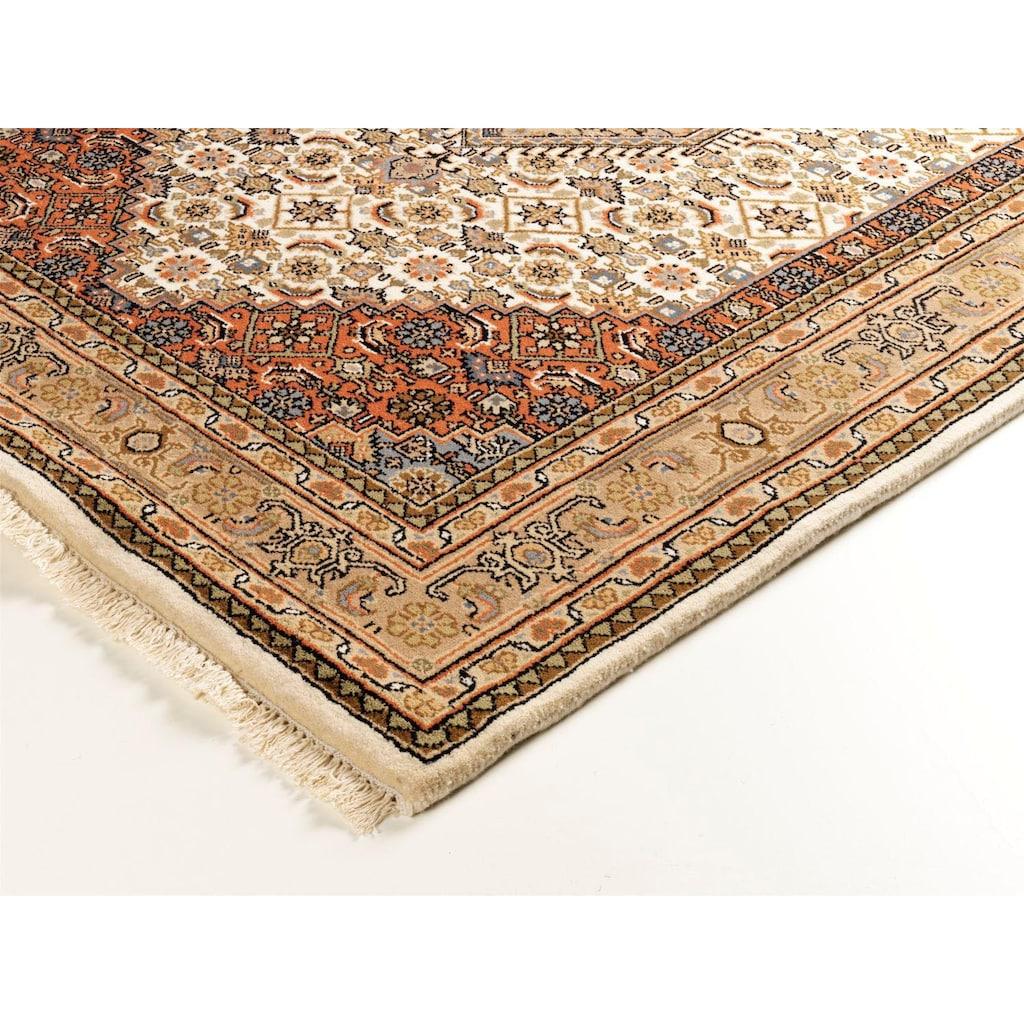OCI DIE TEPPICHMARKE Orientteppich »Himla Bidjar«, rechteckig, 20 mm Höhe, reine Wolle, handgeknüpft, mit Fransen, Wohnzimmer